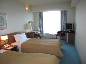 「グランドプリンスホテル広島」さんの部屋