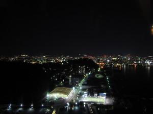 「トップオブヒロシマ」さんからの夜景