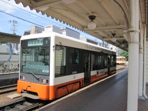 伊予鉄道の路面電車