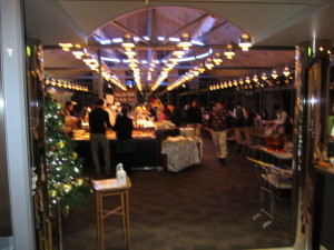 軽井沢プリンスホテルウエストのレストラン「ニューヨーク」