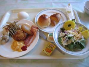 「ひだホテルプラザ」さんの朝食