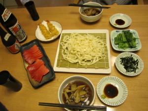 大晦日の晩餐