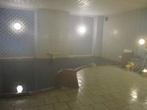 旅館「なにわ一水」さんの大浴場