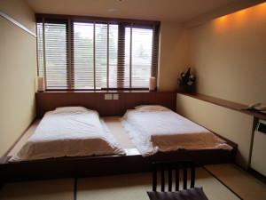 花巻温泉「割烹旅館 廣美亭」さんの205号室「花簪」