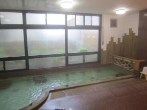 花巻温泉「割烹旅館 廣美亭」さんの大浴場