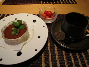 「山桜 桃の湯」さんの夕食