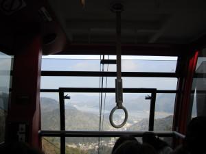 城崎温泉ロープウェイからの眺め