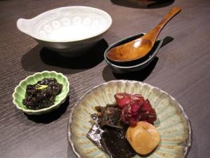 城崎温泉「三木屋」さんの朝食