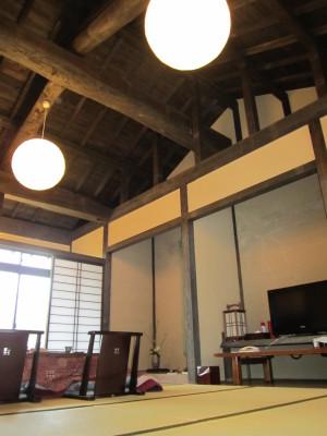 夕日ヶ浦温泉:旅館「和楽」さん