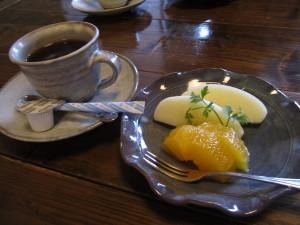 夕日ヶ浦温泉:旅館「和楽」さんの朝食