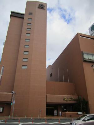 ホテルニューオータニ鳥取さんの外観