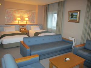 ホテルニューオータニ鳥取さんの1204号室