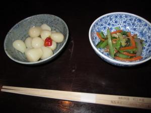 夕食:「村上水産鮮魚部」さん