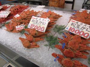 大漁市場なかうら