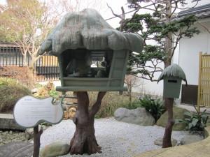 水木しげる記念館にて