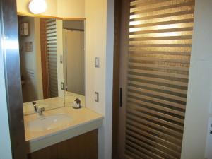 鳥取温泉:旅館「観水庭こぜにや」さんの貸切風呂「なでしこ」