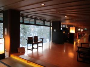大鰐温泉:旅館「星野リゾート 界 津軽」さんの