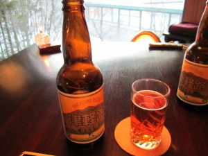 大鰐温泉:旅館「星野リゾート 界 津軽」さんの夕食