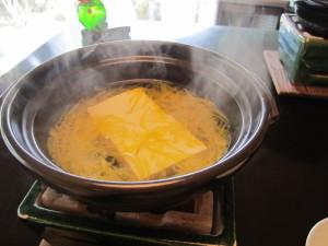 大鰐温泉:旅館「星野リゾート 界 津軽」さんの朝食