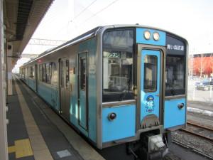 青い森鉄道の普通車両