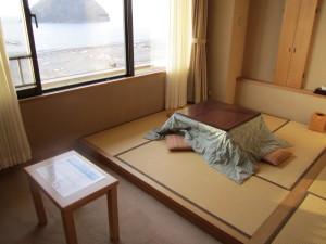 旅館:「南部屋・海扇閣」さんの858号室