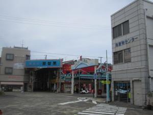 紀伊勝浦駅前