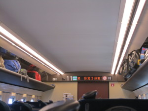 北陸新幹線 はくたか557号