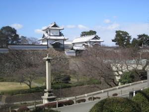 金沢城公園 石川門